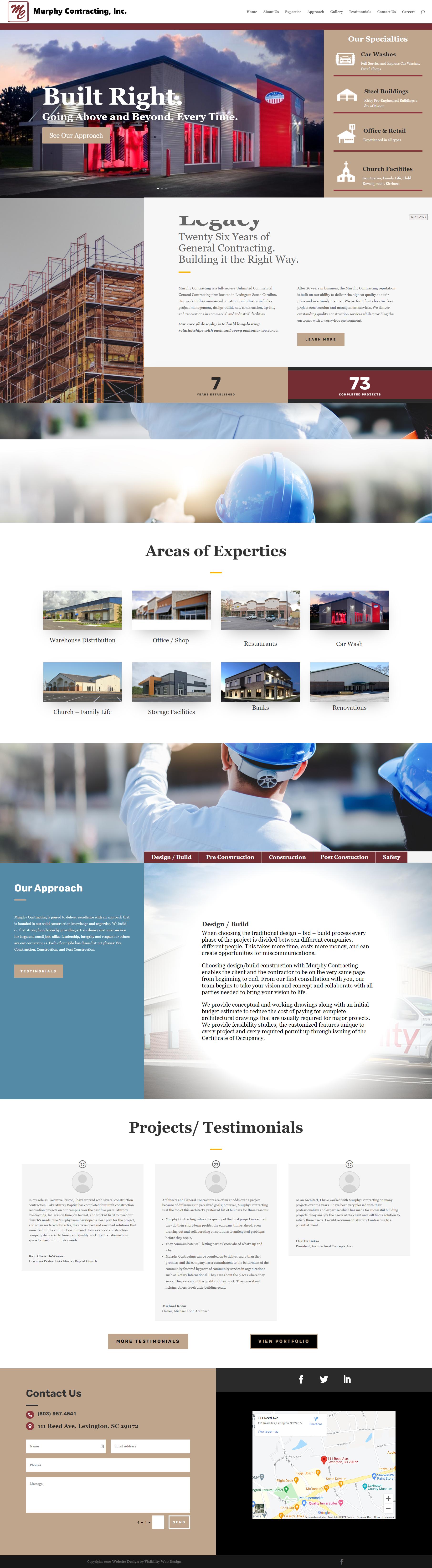 Charleston Web Design